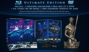 Avatar Ultimate Edition : contenu du coffret